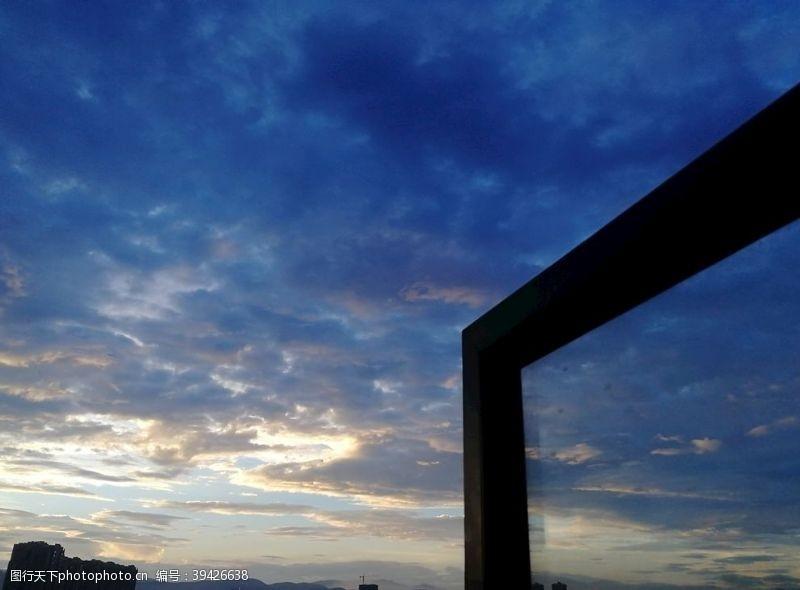 日落时分图片