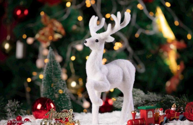 节日元素圣诞节快乐图片