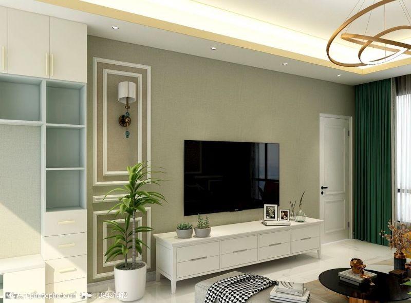 现代简约室内设计图片