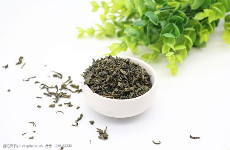 茶叶画册茶茶叶红茶养生茶文化图片