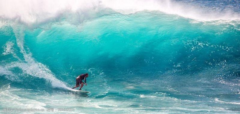 水上运动冲浪图片