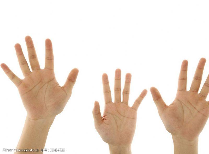 动作手势图片