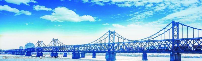 断桥鸭绿江图片
