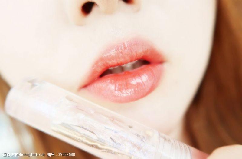 五官嘴唇图片