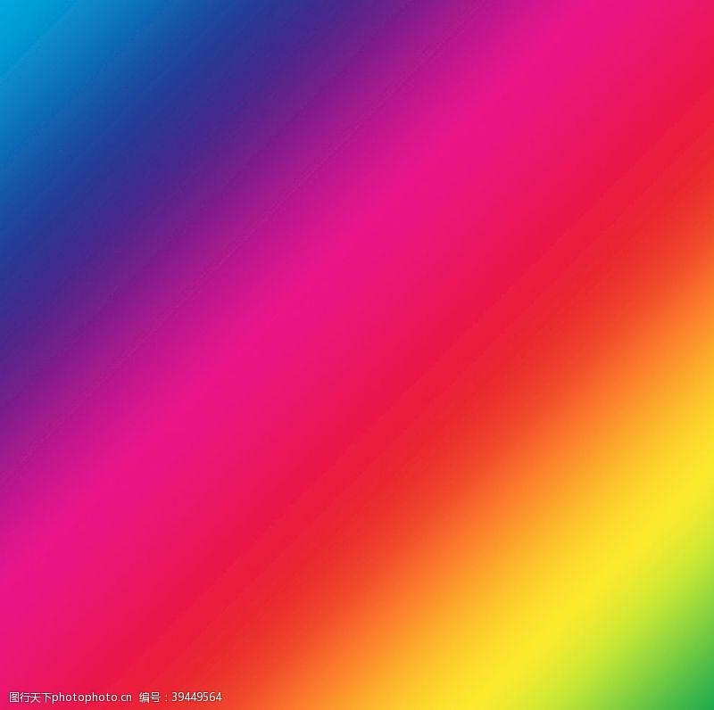 彩色渐变背景图片