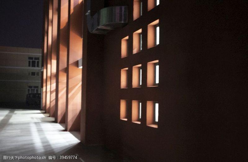 光影窗图片