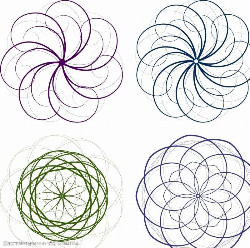 几何图案几何花纹图片
