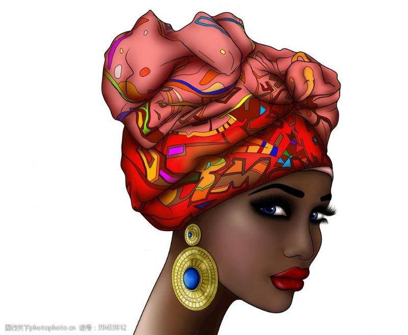 女人头图片