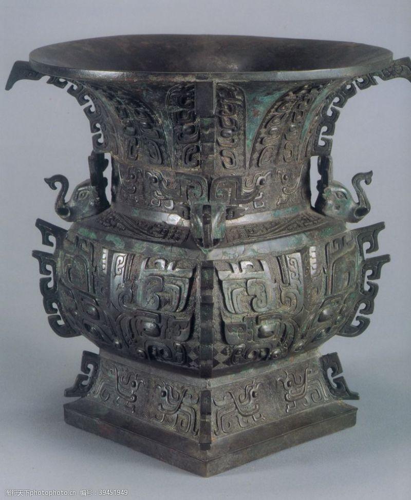 传统文化青铜器图片