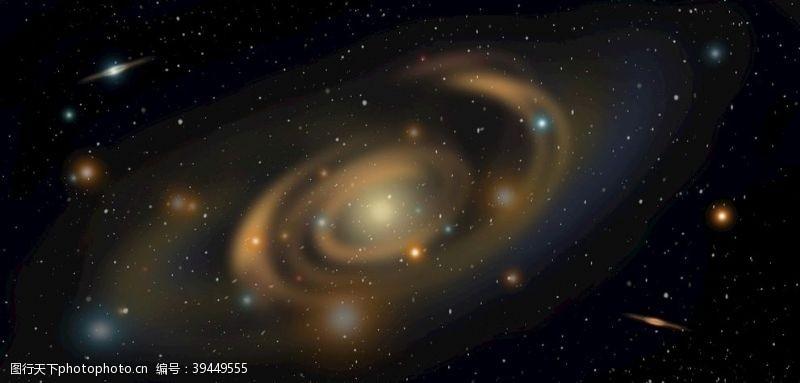 天空星云图片