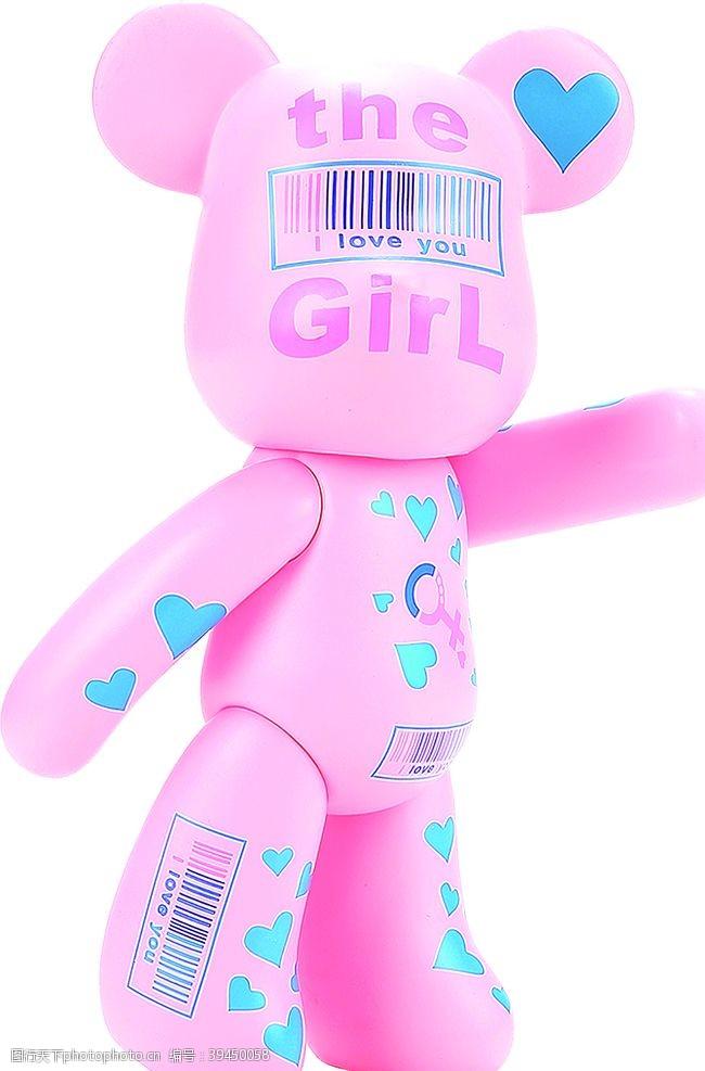 t恤图案GIRl玩具玩偶图片