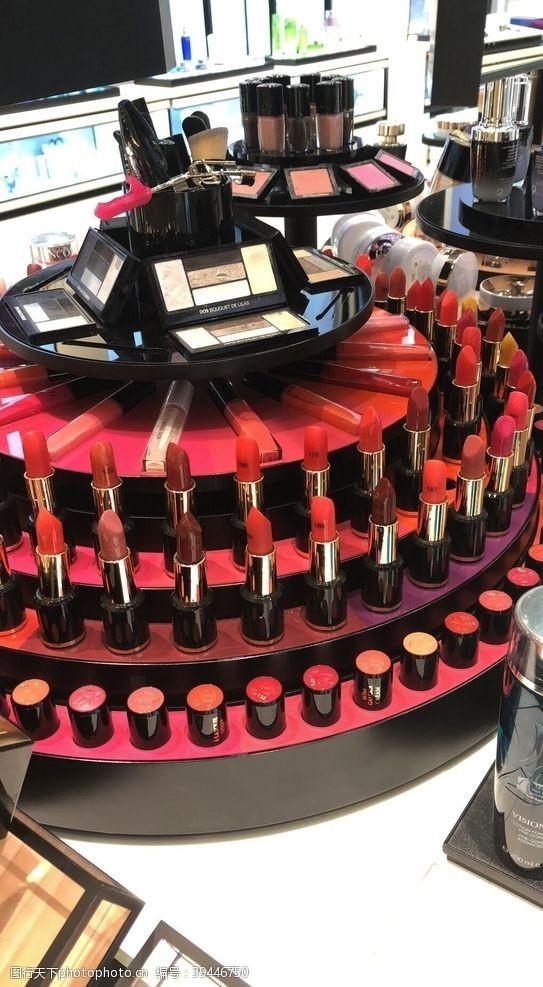 化妆品时尚口红图片
