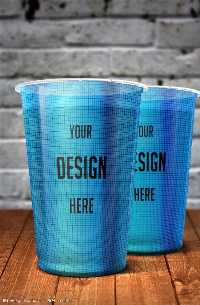 样机素材杯子样机图片