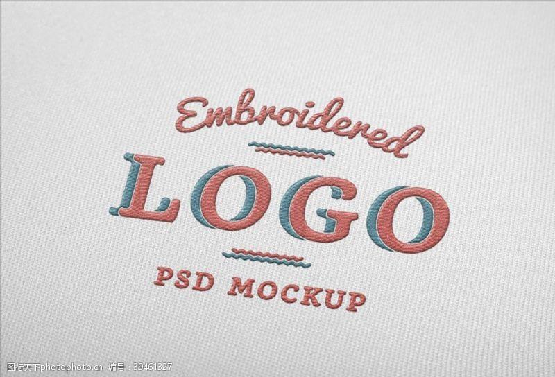 logo样机标志样机图片