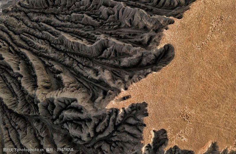 沙漠自然风光图片