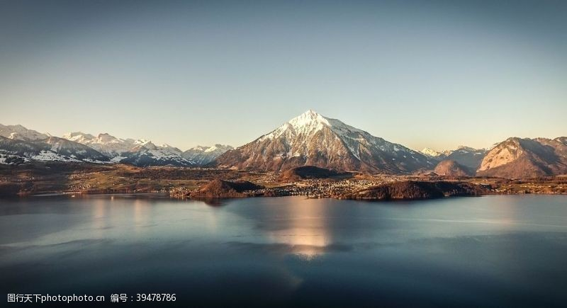 瑞士风光伯尔尼图片