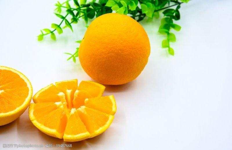 餐饮橙子图片