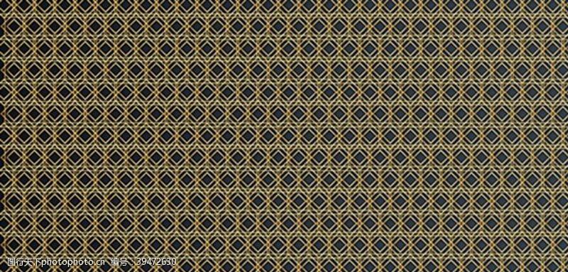 金色几何抽象图案图片