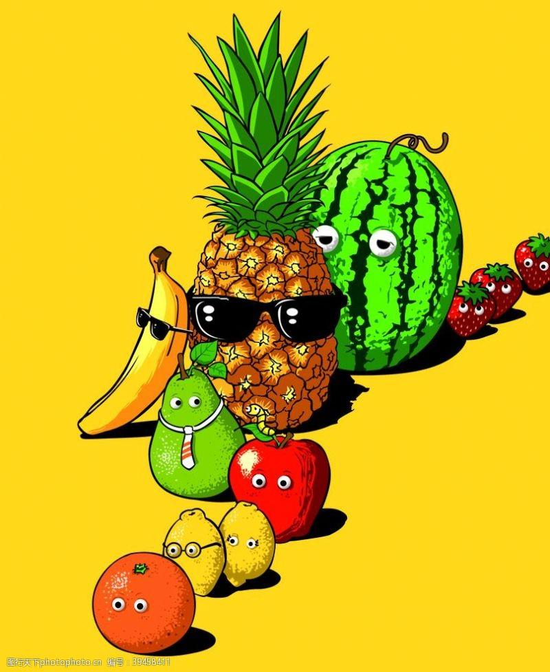 水果超人图片