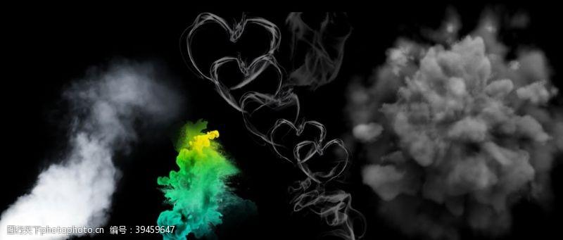 烟雾免扣素材烟雾png免扣高清素材图片