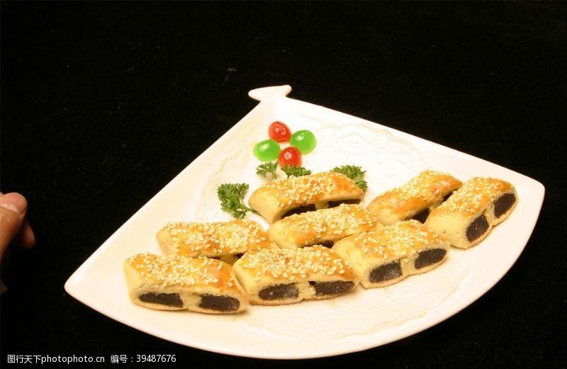 餐饮鸳鸯卷图片