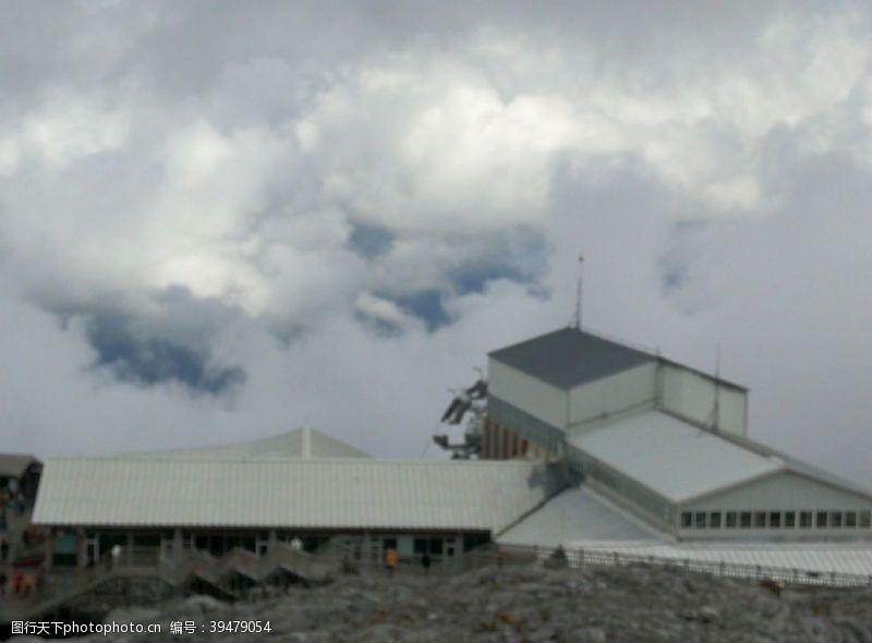 云南丽江玉龙雪山图片