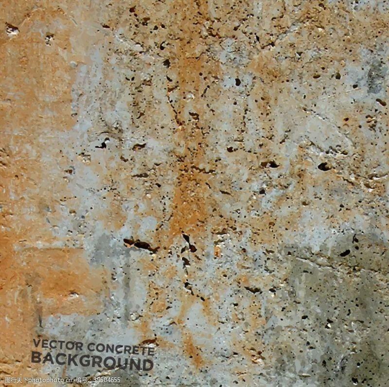 墙面背景逼真水泥墙背景图片