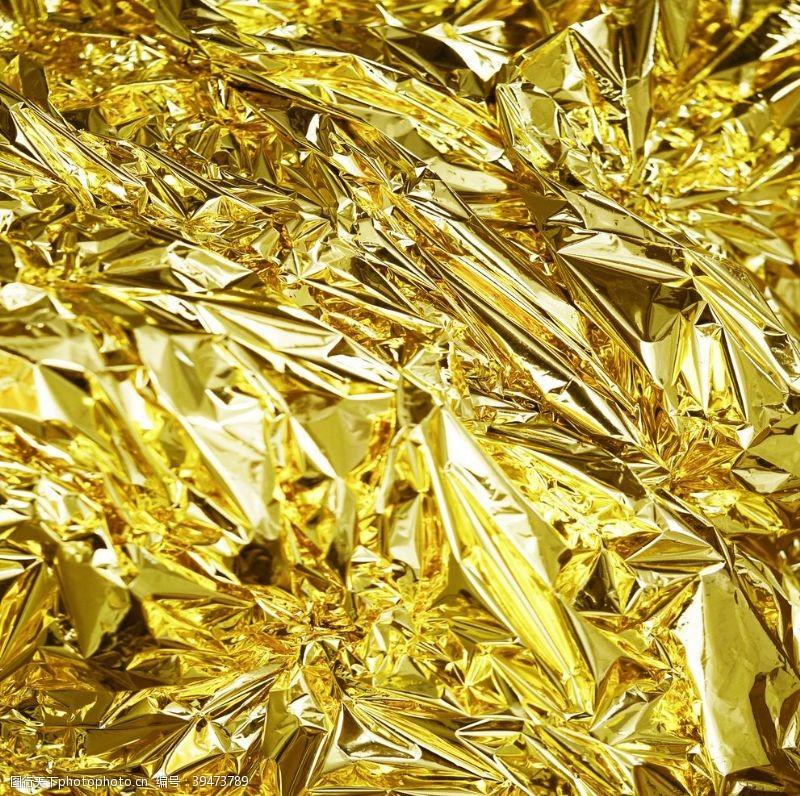 光点金色背景图片