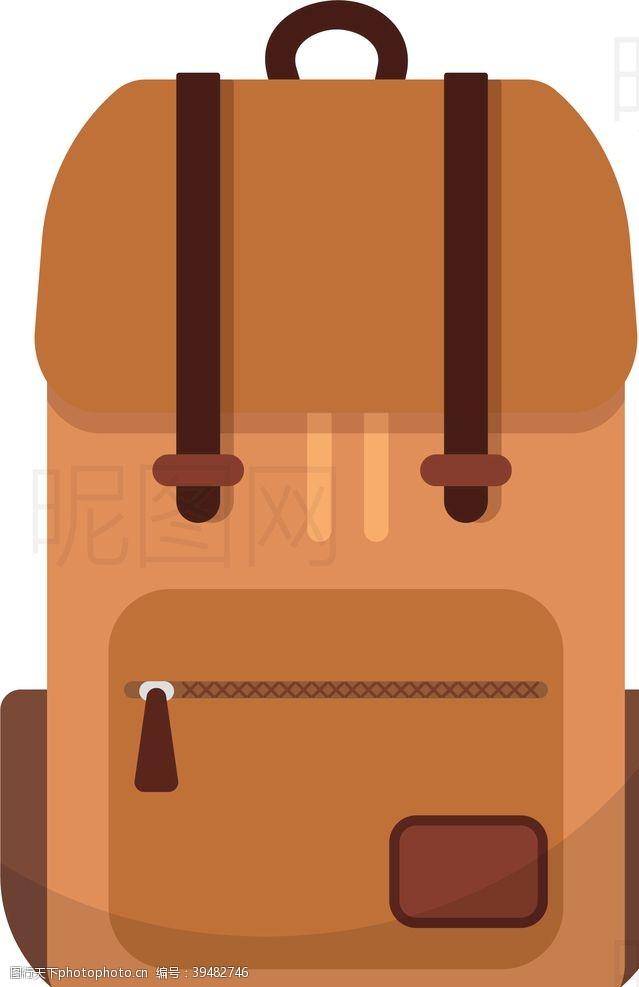手背包图片