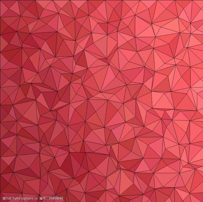 红色展板红色渐变背景图片