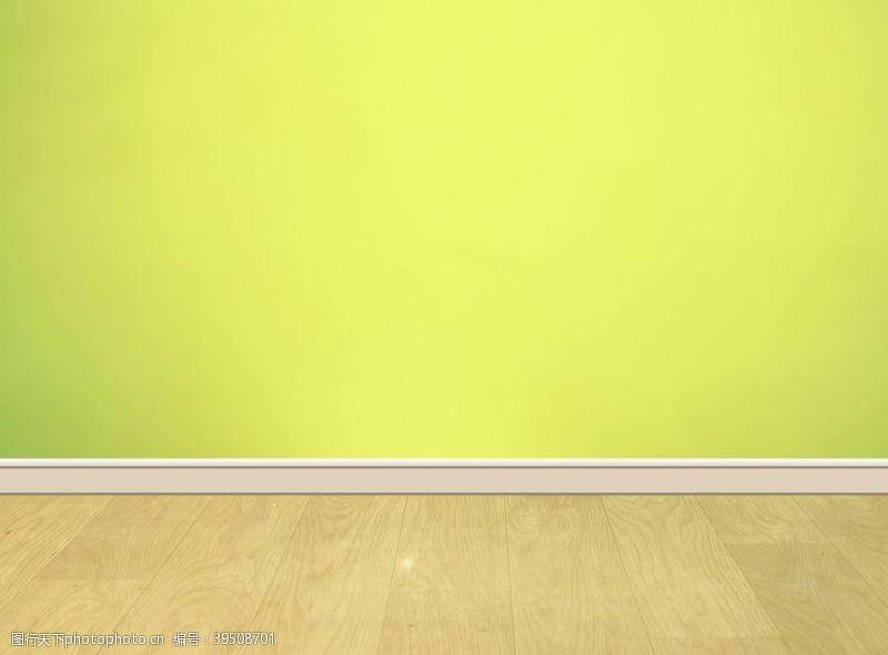 浅绿色装饰墙壁背景图片