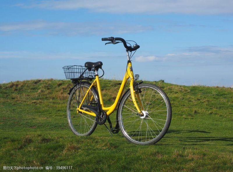 健身修身自行车图片