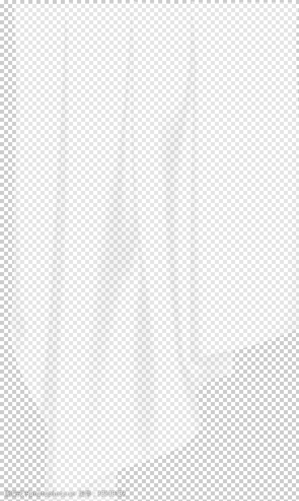 飘动窗帘白色窗纱图片