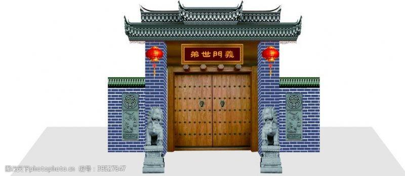 大门设计大门图片