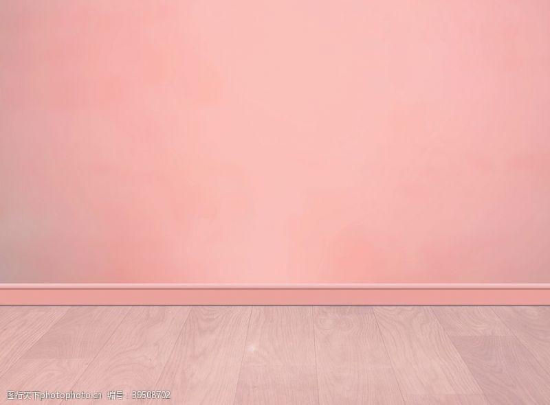 淡粉色墙壁背景图案图片
