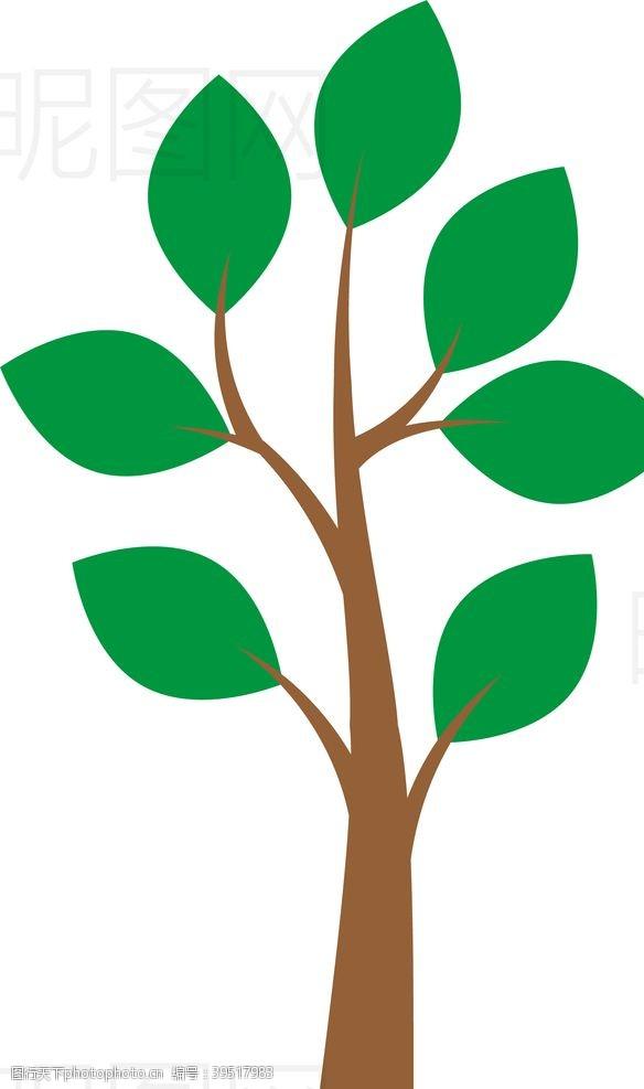 种树景观树图片