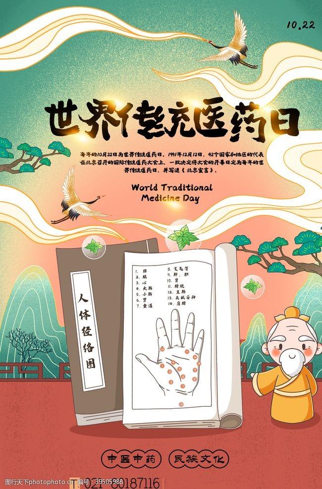 中医药文化医药日中医文化图片