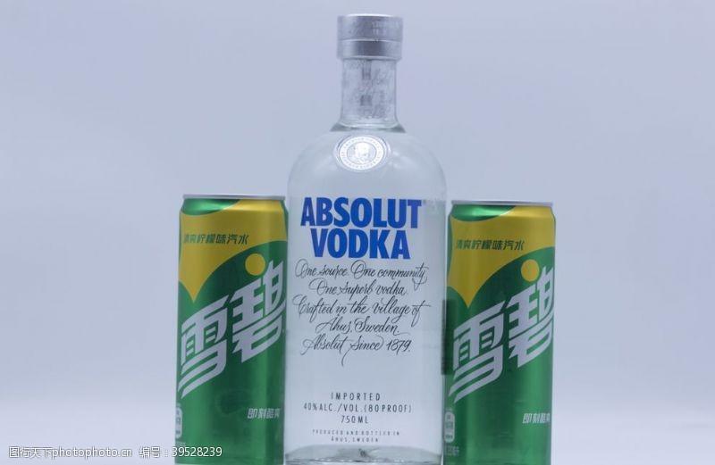 ABSOLUTVODKA酒图片