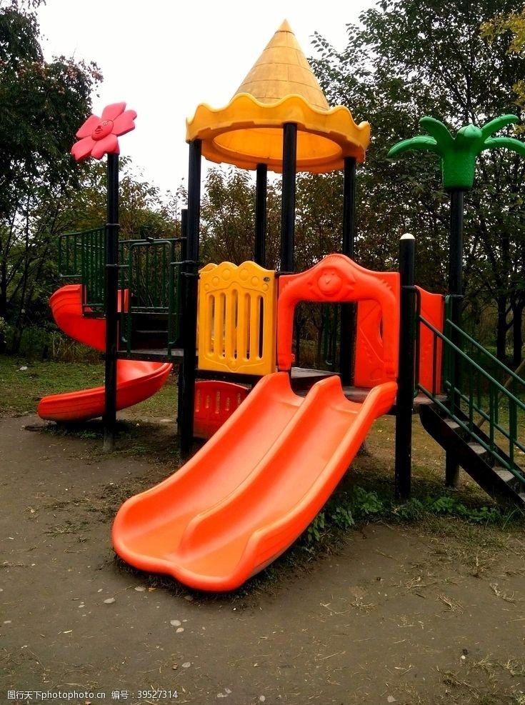 儿童滑梯游乐园四川成都图片