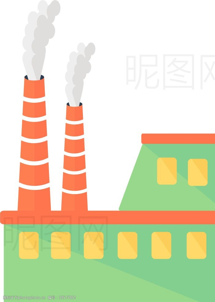 发电工厂图片