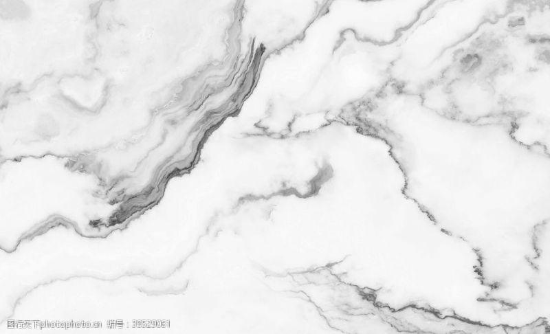 黑白水墨石纹效果图案简约背景图片