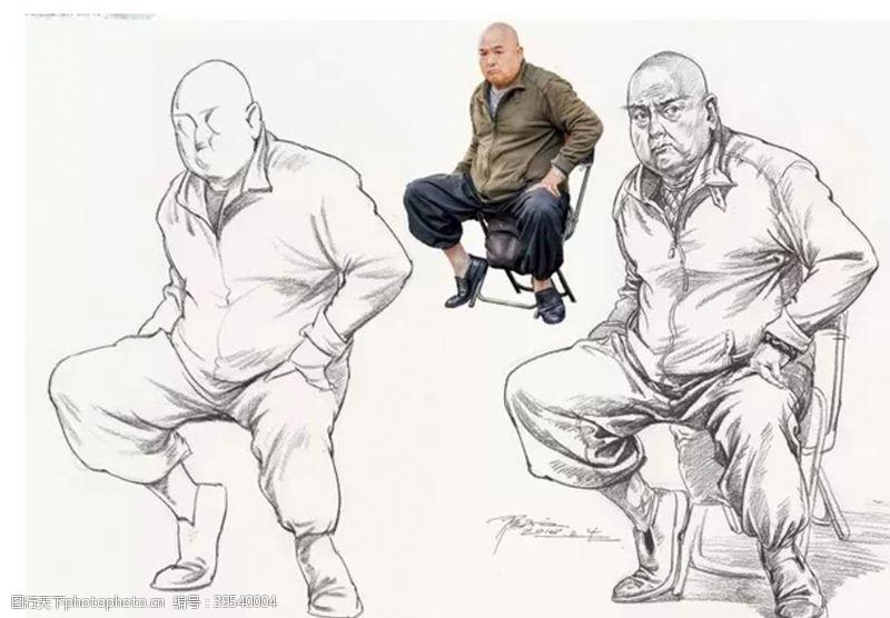 速写人物速写人物人物动态图片