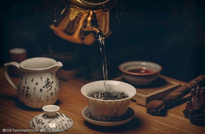 茶叶画册茶图片