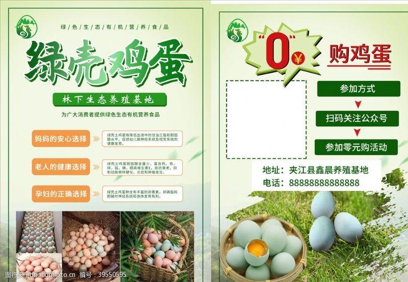 鸡蛋促销图片
