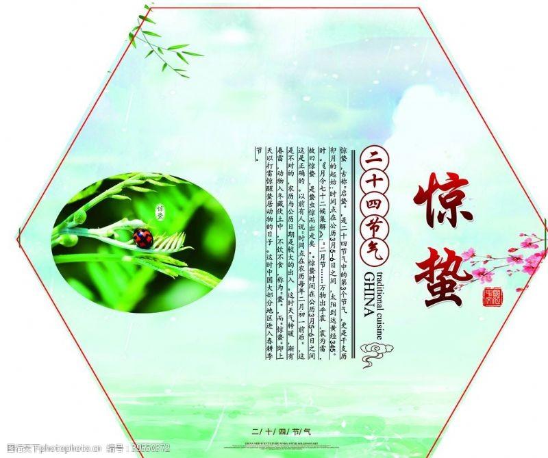 中华传统节日惊蛰图片
