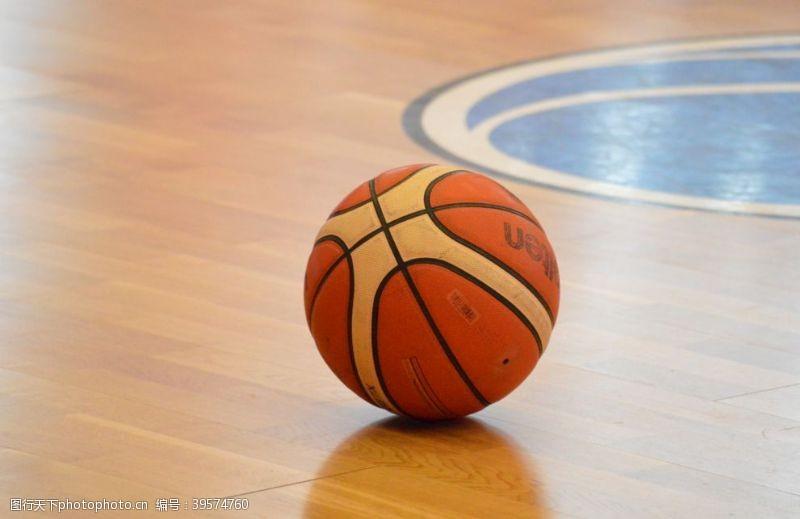 休闲场所篮球图片