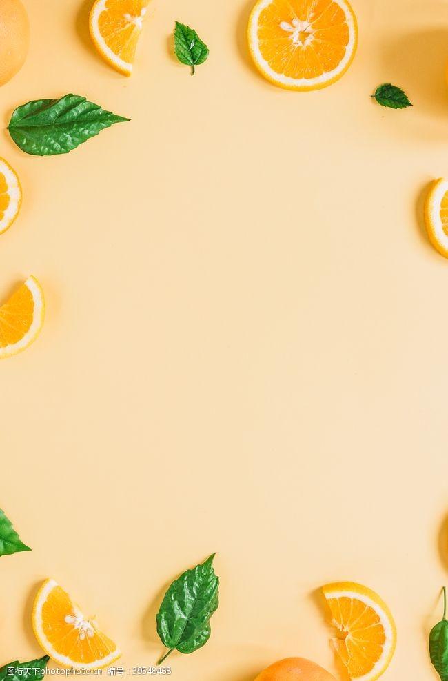 水果背景图片设计