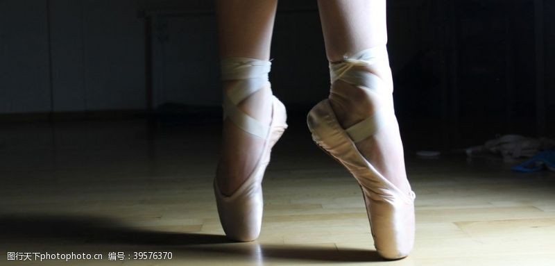 跑鞋芭蕾舞鞋图片