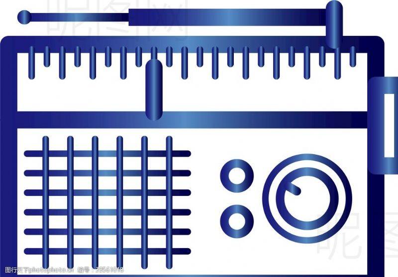 缝纫机收音机图片