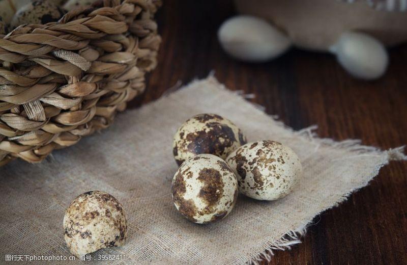 禽蛋鹌鹑蛋图片